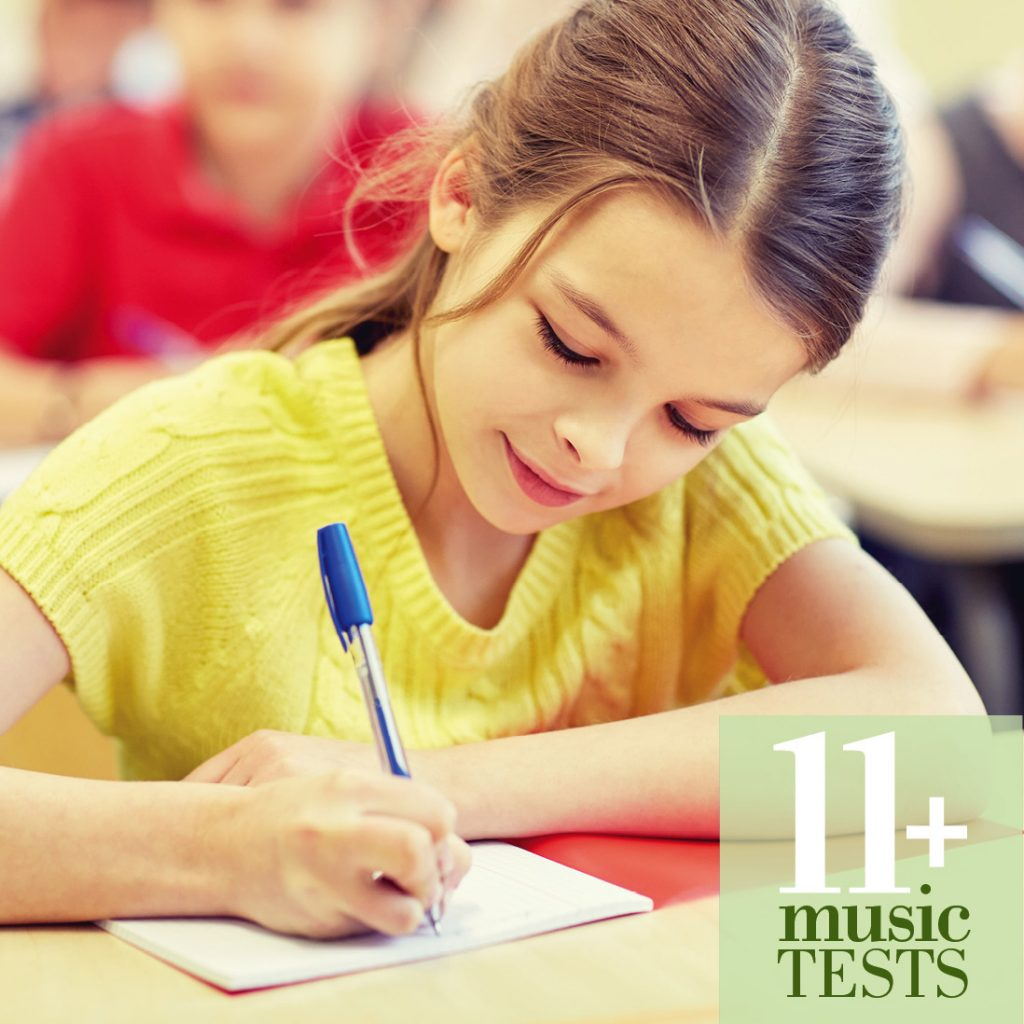 11 Plus Music Tests & Mock Music Tests in Watford, Hertfordshire